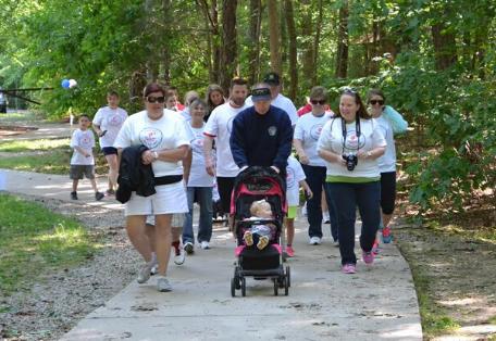 Promise Walk for Preeclampsia, Raleigh, NC