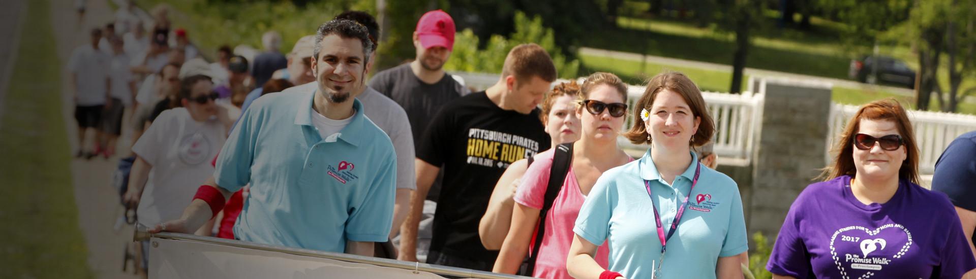 Pittsburgh Promise Walk for Preeclampsia